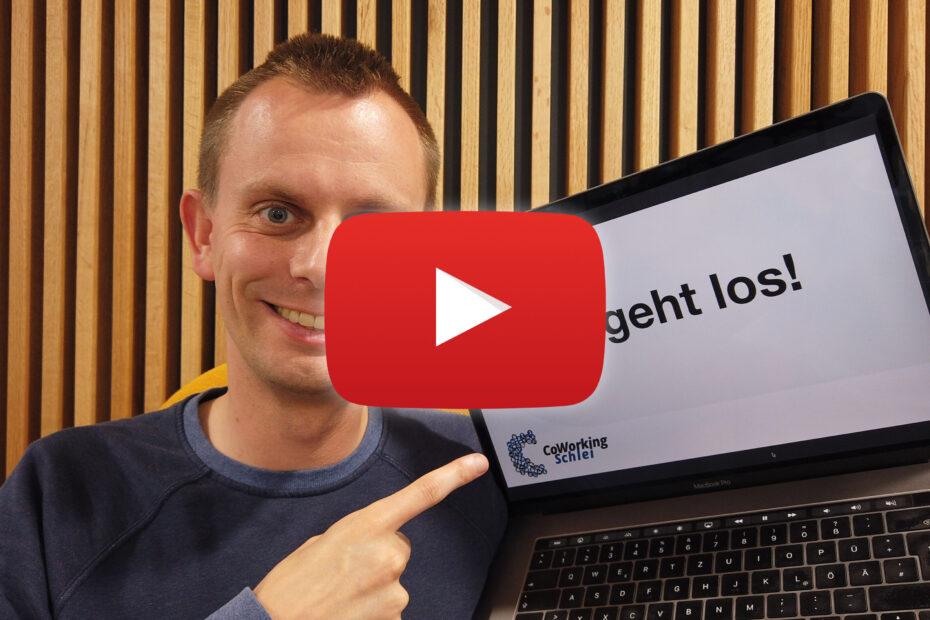 CoWorking Schlei Episode 1 - Gut Ding will Weile haben